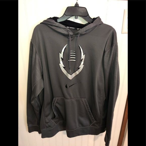 Nike Other - Nike football hoodie